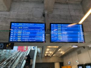 ouigo(ウイゴ)TGV格安チケットの乗り方・注意点